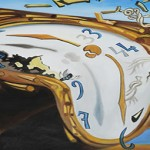 Soft Watch at the Moment of Explosion (Salvador Dali)