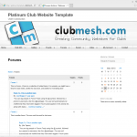 New  club forum tools
